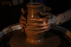 Искусство гончарни стоковое фото rf