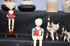 искусство города привлекательностей вычисляют самый старый один фарфор torun Польши стоковые изображения