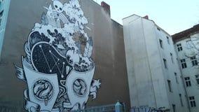 Искусство города Стоковая Фотография
