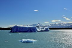Искусство гравировки льда Стоковые Изображения