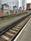 Искусство граффити в Великобритании Стоковая Фотография RF