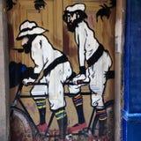 Искусство граффити Стоковая Фотография RF