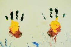Искусство детей Стоковое фото RF
