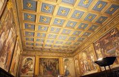 Искусство и вероисповедание, Сиена, Италия стоковая фотография rf