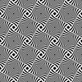 4 6 искусство каждое медленно двигает плитки op повторения картины безшовные показанные Абстрактные линии текстура Стоковые Фотографии RF