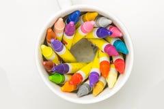 Искусство карандаша Стоковая Фотография RF