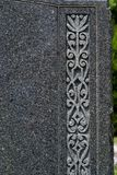 Искусство 4325 кладбища стоковая фотография rf