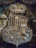 Искусство косточек Стоковая Фотография RF