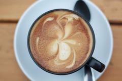 Искусство кофе Стоковые Изображения