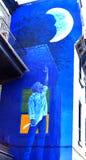 Искусство Монреаль улицы Стоковое Изображение RF