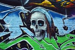 Искусство Монреаль улицы Стоковые Фотографии RF