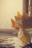 Искусство осени Стоковые Фото