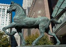 Искусство лошади стоковая фотография rf