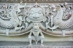 Искусство расцветает в Таиланде Стоковые Изображения