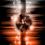 Искусство рогульки диско - сногсшибательных дикторов Стоковое Фото