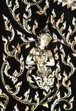 искусство сделало перлу тайским Стоковое Изображение