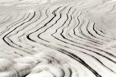 Искусство снега Стоковое Изображение RF