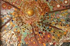 Искусство стены Стоковая Фотография