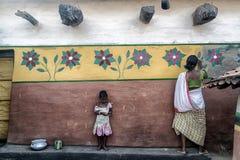 Искусство стены Baha Стоковые Изображения RF