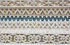искусство тайское Стоковое фото RF