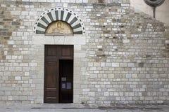 Искусство Тосканы Стоковая Фотография RF