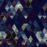 Искусство треугольника Стоковая Фотография