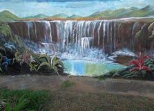 искусство урбанское CanaiMA Стоковое Фото