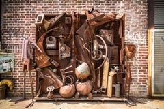 Искусство улицы Бруклина Стоковые Фото