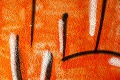 Искусство улицы - граффити Стоковое Изображение RF