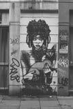 Искусство улицы Лондона Стоковая Фотография