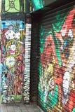 Искусство улицы Лондона Стоковое Изображение RF
