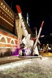 Искусство улицы Филадельфии Стоковая Фотография RF