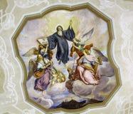 Искусство церков Стоковая Фотография RF