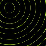 Искусство цифров, абстрактные трехмерные объекты с мягким освещением Альфредом Georg Sonsalla, Германией Стоковое Фото