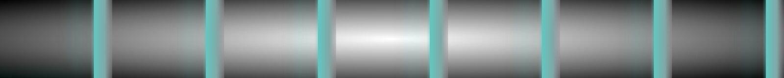 Искусство цифров, абстрактные трехмерные объекты с мягким освещением Альфредом Georg Sonsalla, Германией Стоковые Фото