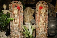 искусство bali Индонесия Стоковые Изображения RF