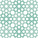 Исламская картина tiling Стоковая Фотография