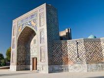 Исламский висок Стоковое Фото