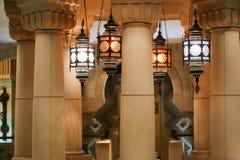 Исламский музей искусств - Шарджа стоковое изображение rf