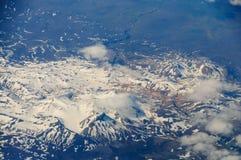 Исландия от воздуха Стоковые Изображения