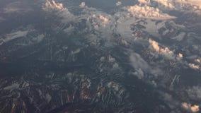 Исландия от самолета акции видеоматериалы