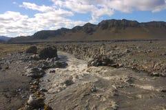 Исландия landmannalaugar Стоковое Изображение