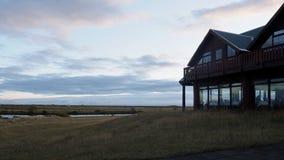 Исландский сумрак Стоковая Фотография RF