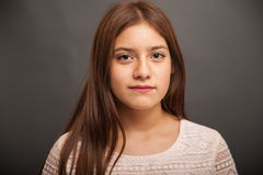 испанец девушки подростковый Стоковая Фотография RF