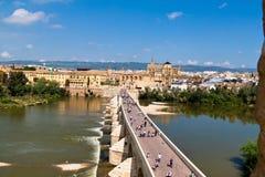 Испания, Андалусия, cordoba, mezquita Стоковые Фотографии RF
