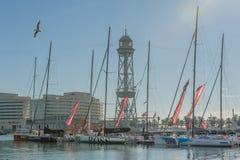 Испания - Барселона Стоковые Фотографии RF