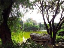 Испания Барселона Стоковые Фото