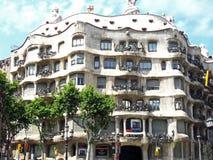 Испания Барселона Стоковые Изображения