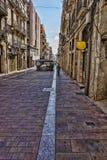 Испания, Таррагона улица Стоковое фото RF