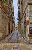 Испания, Таррагона улица Стоковое Изображение RF